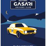 El espíritu de los rallys de antaño vuelve a Madrid con la Clásica Nocturna del Gasari Drivers Club